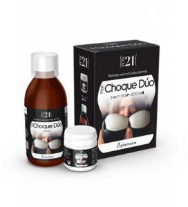 Plan Choque Dúo +stevia