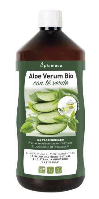 Imagen Aloe Verum Bio té verde